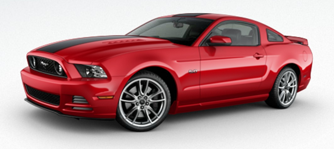 Popular Ford Mustang Colors Through The Ages